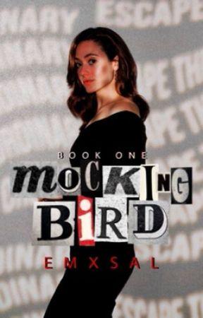 MOCKINGBIRD   Spencer Reid ✔️ by emxsal