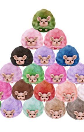 Pygmy Puffs by Lena_Lovegood