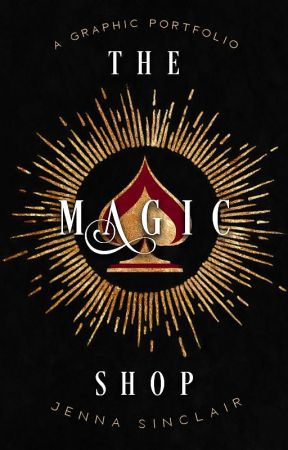 The Magic Shop (A Graphic Portfolio) by elzarion