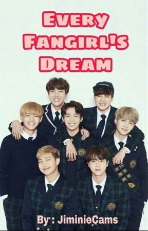 Every Fangirl's Dream by JiminieCams