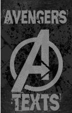 Avengers Texts  by xKasZukiZ