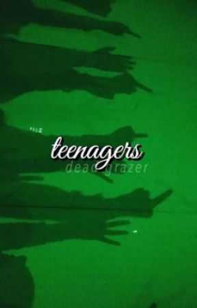 teenagers🌿group chat/multiship by dead-grazer