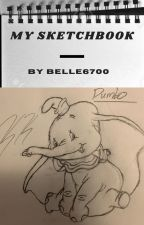 My Sketchbook by Belle6700