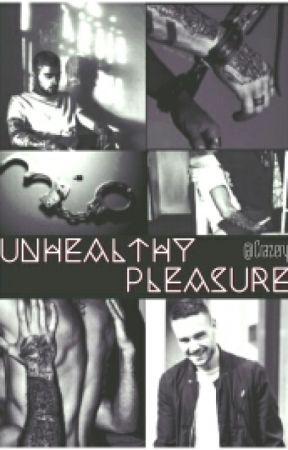 Unhealthy Pleasure by Crazery