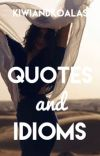 Quotes and Idioms | ✔️ cover
