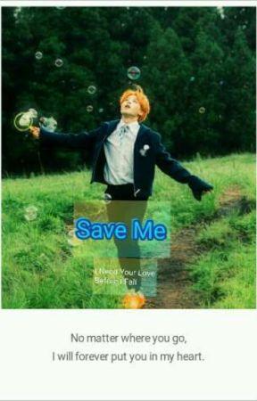 Save Me (Jimin BTS Fanfic) by layly_JMCH