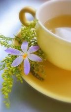 Tea and Violets by green-tea