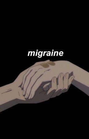 Migraine [louis-centric] by -arataqa