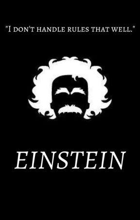 Einstein by Cinder221b