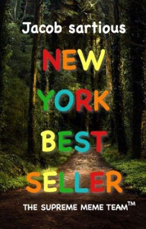 Jacob Sartious New York Best Seller by louvinglouis
