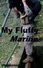 My Fluffy Marine by OzzyLynne