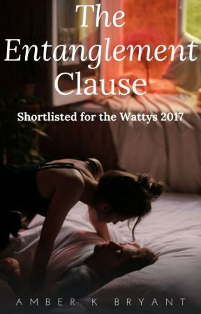 The Entanglement Clause ✓ by amberkbryant