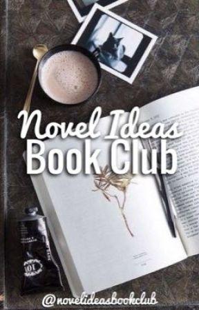 Novel Ideas Book Club by novelideasbookclub