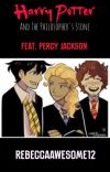 Harry Potter and The Philosopher's Stone (Featuring Percy Jackson) cover