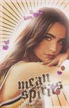 Mean Spirits ⋆ Sirius Black cover