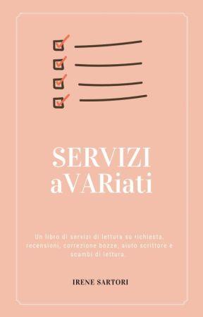 Servizi aVARIati by IreneSartoriWriter