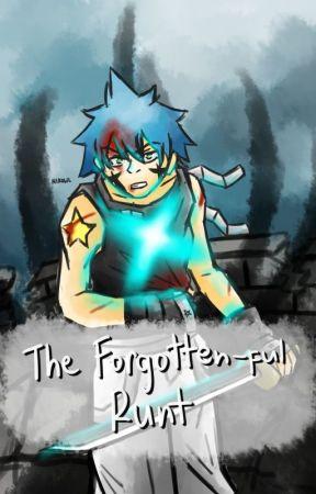 The Forgotten-ful Runt (TRR Sequel, Blackstar x Reader) by Albarn_Evans_