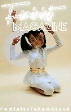 Feminist Magazine by FeministTakeAStand