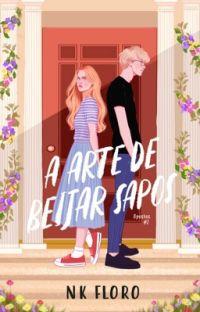 A Arte de Beijar Sapos - Opostos 2 cover
