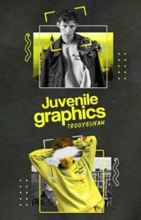 juvenile graphics 「a graphic book」 cover