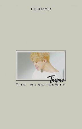 THYME: The Nineteenth • PJM by thdrmr_