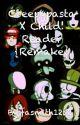 Creepypasta X Child Reader by fasmith1252
