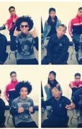 """""""What Happened To the Brightside?! (A Mindless Behavior Story) by KujoCool"""