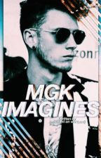 MGK Imagines  by kellsblunt