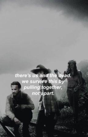 The Walking Dead Imagines  by idjitjerk