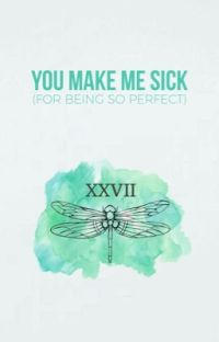you make me sick (for being so perfect) cover