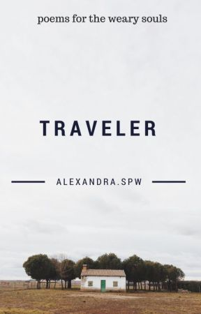 Traveler by alexandra_spw