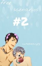 Free Iwatobi Swim Club Scenarios #2 by h2hoes