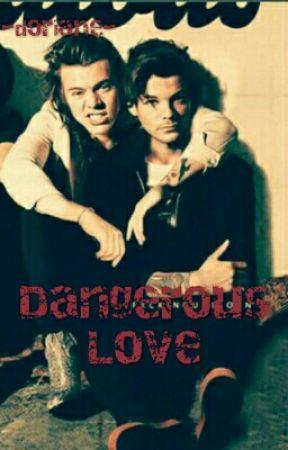 Dangerous Love.Larry by -doriane-