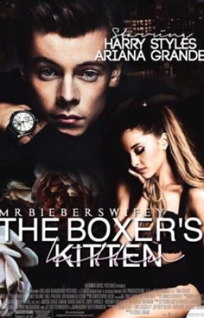The Boxer's Kitten (h.s.) by mrbieberswifeyy