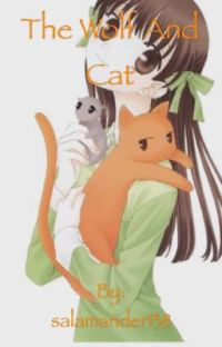 The Wolf And The cat (Kyo X Reader cover