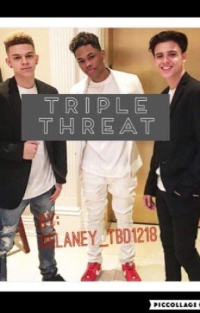 Triple Threat by Ryanne_tbd