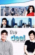 THE DEAL (Under Editing) by leaxxaga