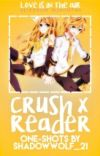 Crush x Reader One-Shots cover
