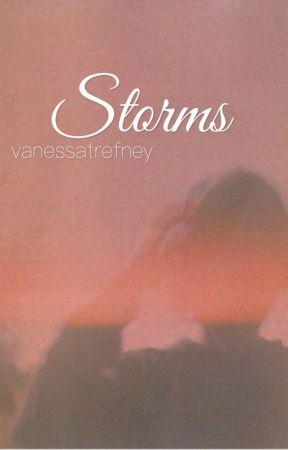 Storms by vanessatrefney