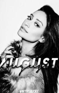 August →Sebastian Stan cover