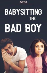 Babysitting The Bad Boy cover