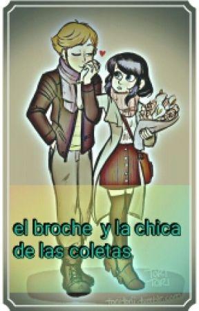 El broche y la chica de las coletas by VictoriaMBernal