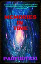 Memories in Time (A Jack Sparrow fanfiction) #JustWriteIt by Padfoot211