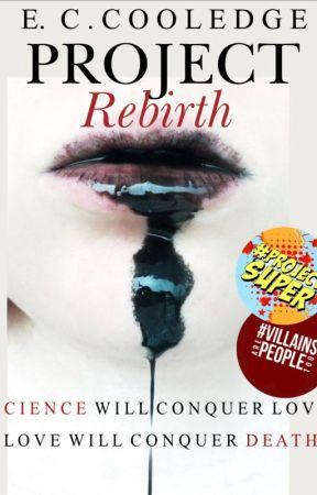 Project Rebirth #CreatureFeature by EmilyCharlotteCooledge