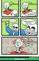 undertale comics  by cianacrash