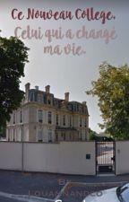 Ce nouveau College, celui qui a changé ma vie. by Louannandco