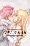 One Year (Nalu AU) ✓ cover