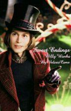 Sweet Endings (Willy Wonka | Johnny Depp) by TiahnaChristine