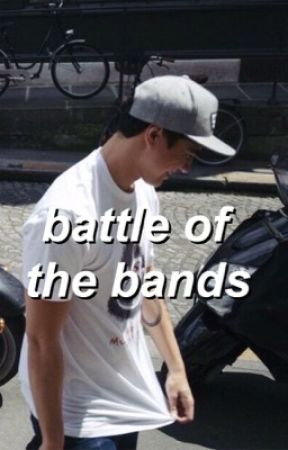 battle of the bands | calum  by blinked182