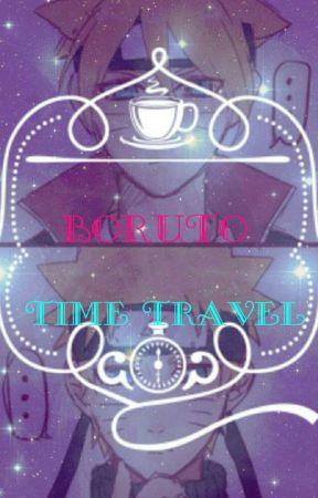 BORUTO TIME TRAVEL ( UNDER EDITING) by AnimeHobi